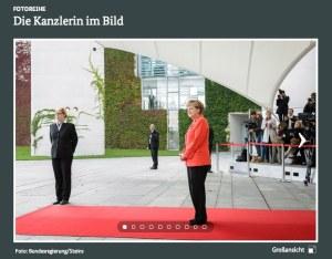 Merkel will Qualitätsjournalismus
