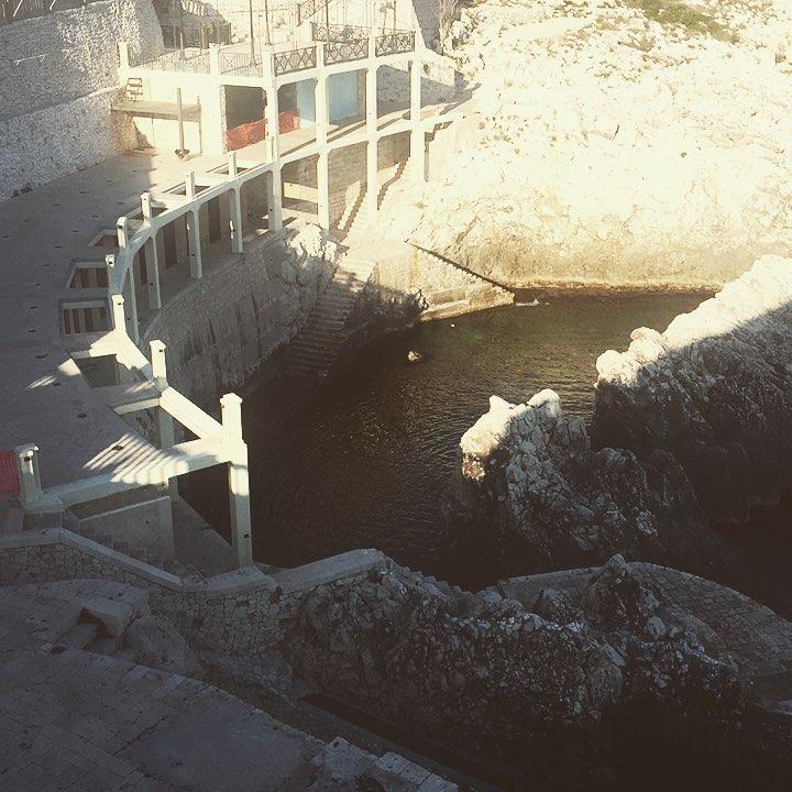 Natural bathtub pictureoftheday travelauthentic italia puglia
