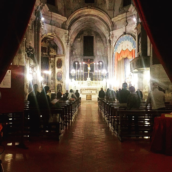 Pater Noster travelauthentic italia puglia church catholic gallipoli