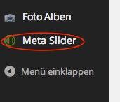 Meta Slider PlugIn