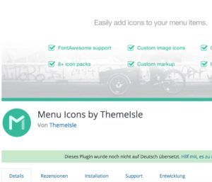 Menu Icons by ThemeIsle