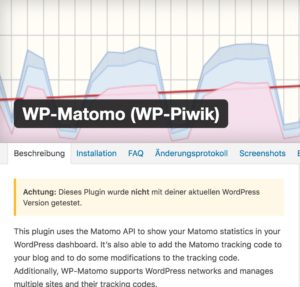 WP-Matomo PlugIn