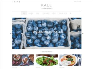 Kale WordPress Theme